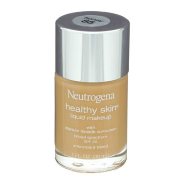 Neutrogena® Healthy Skin® Liquid Makeup Honey 85 Foundation