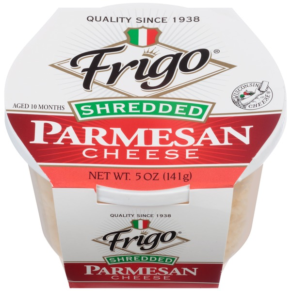 Frigo® Parmesan Shredded Cheese