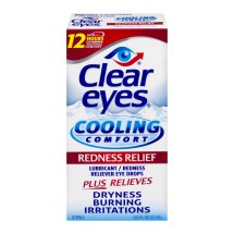 Clear Eyes? Cooling Comfort Redness Relief Eye Drops