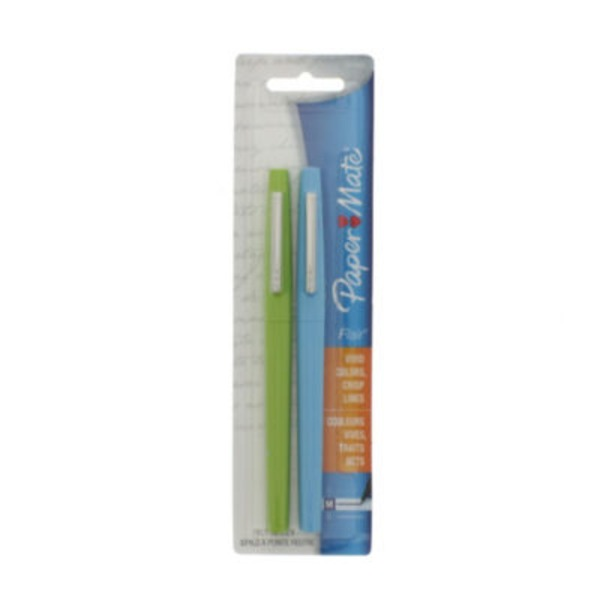 Paper Mate Paper-Mate Flair Felt Tip Pen - 2 CT