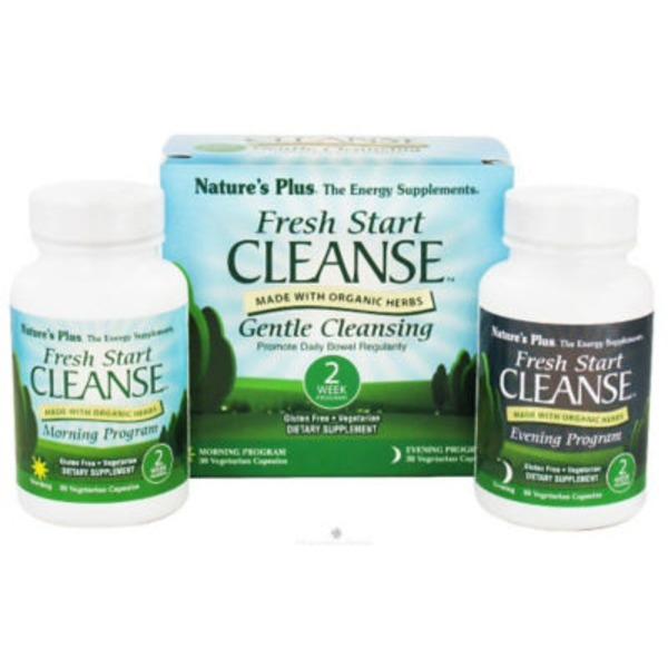 Nature's Plus Fresh Start Cleanse Kit