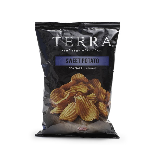 Terra Sweet Potato Krinkle Cut Chips