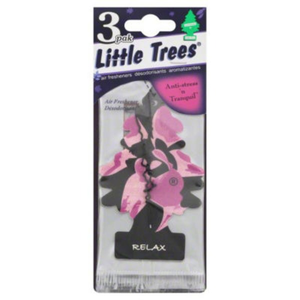 Little Trees Relax Air Fresheners