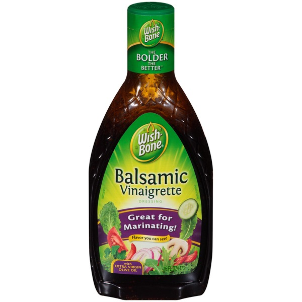 Wish-Bone Balsamic Vinaigrette Dressing