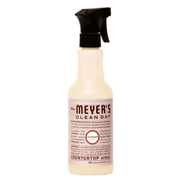 Mrs. Meyer's Clean Day Lavender Scent Multi-Surface Cleaner