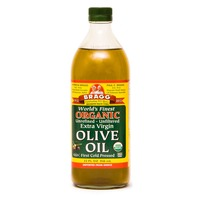 Bragg Organic Unrefined - Unfiltered Extra Virgin Olive Oil
