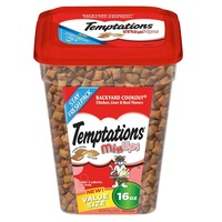 Temptations MixUps Backyard Cookout Cat Treats