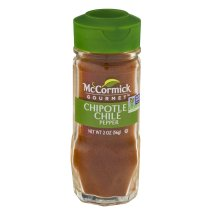 McCormick Gourmet Chipotle Chile Pepper, 2.0 OZ