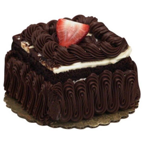 H-E-B Bakery Triple Chocolate Tiger Cakerie For Two