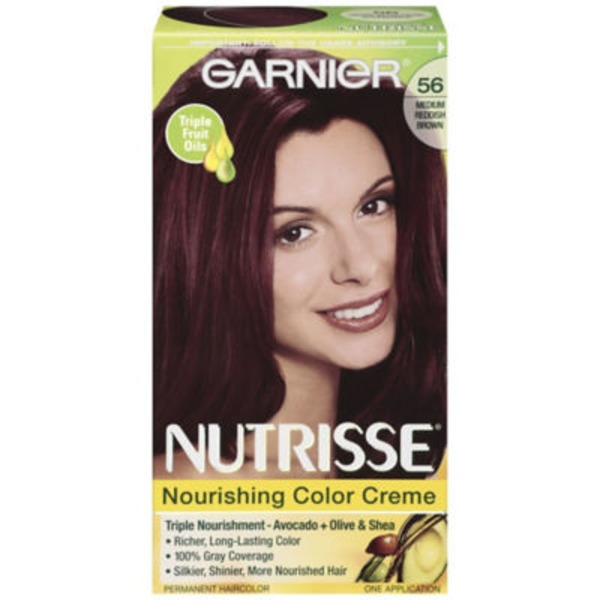 Nutrisse® 56 Medium Reddish Brown (Sangria) Nourishing Color Creme