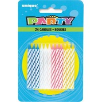 Unique Party Supplies Birthday Candles