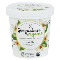 Snoqualmie Ice Cream, Craft, Vanilla