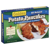 Golden. Potato Pancakes