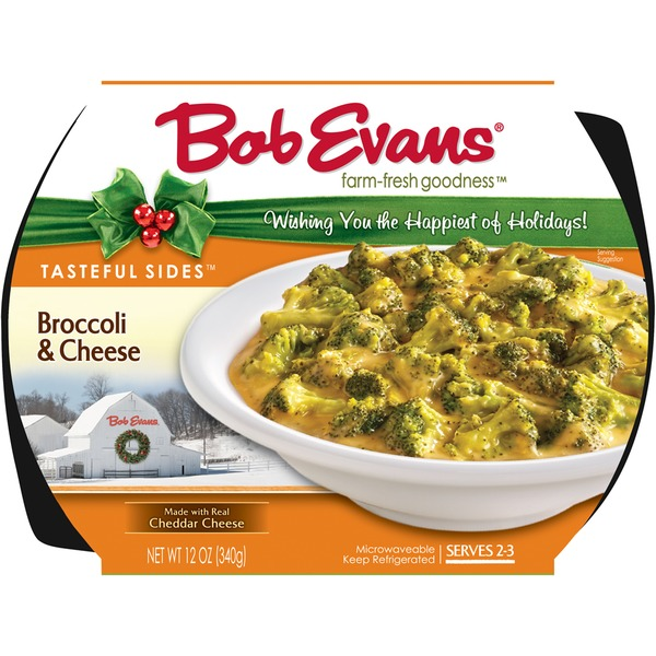 Bob Evans Tasteful Sides Broccoli & Cheese