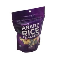 Lotus Foods Arare Rice Crackers Tamari