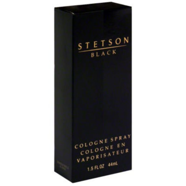 Stetson Black Cologne Spray For Men