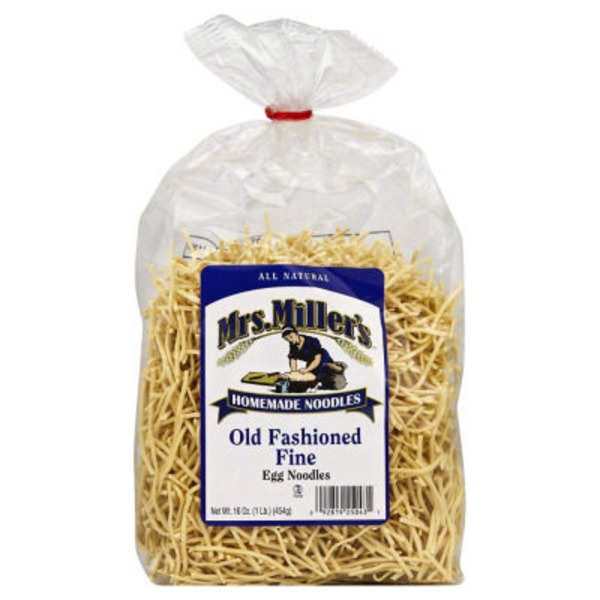 Mrs. Miller's Old Fashioned Fine Egg Noodles
