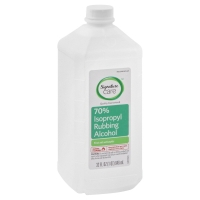 Signature Care Isopropyl Rubbing Alcohol 70%
