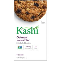 Kashi Oatmeal Raisin Flax Soft-Baked Cookies