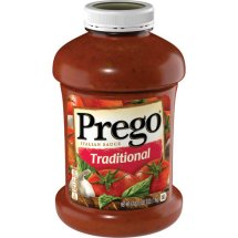 Prego® Traditional Italian Sauce, 67 oz.