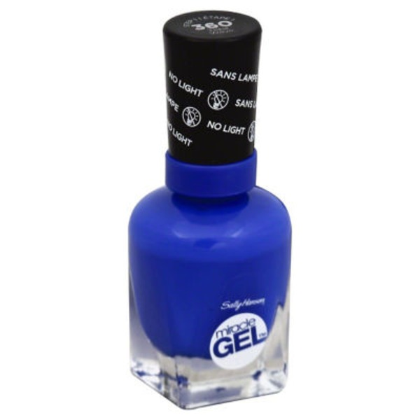 Sally Hansen Miracle Gel Nail Polish - Tidal Wave 360