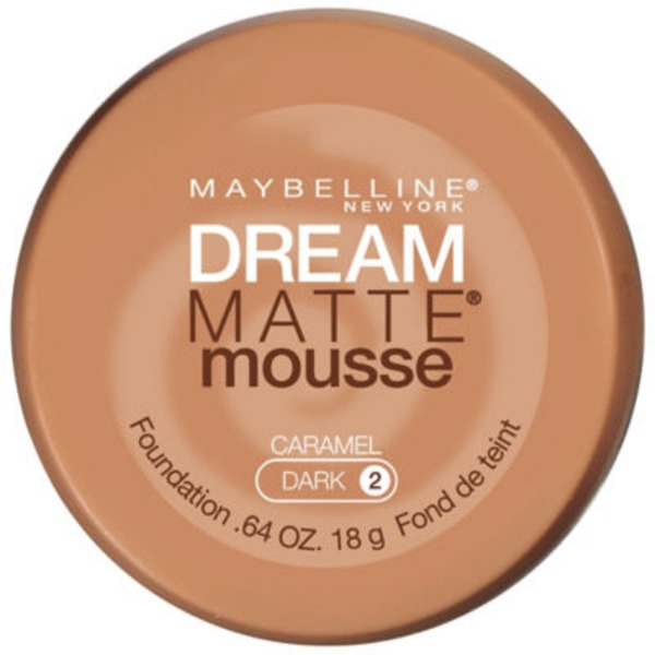 Dream Matte® Mousse Caramel Foundation