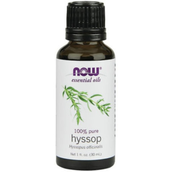 Now Hyssop Oil