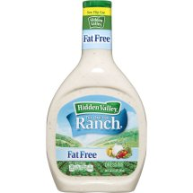 Hidden Valley Original Ranch Fat Free Dressing, 24 oz
