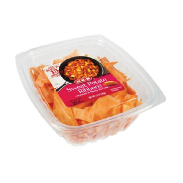 H-E-B Sweet Potato Ribbons