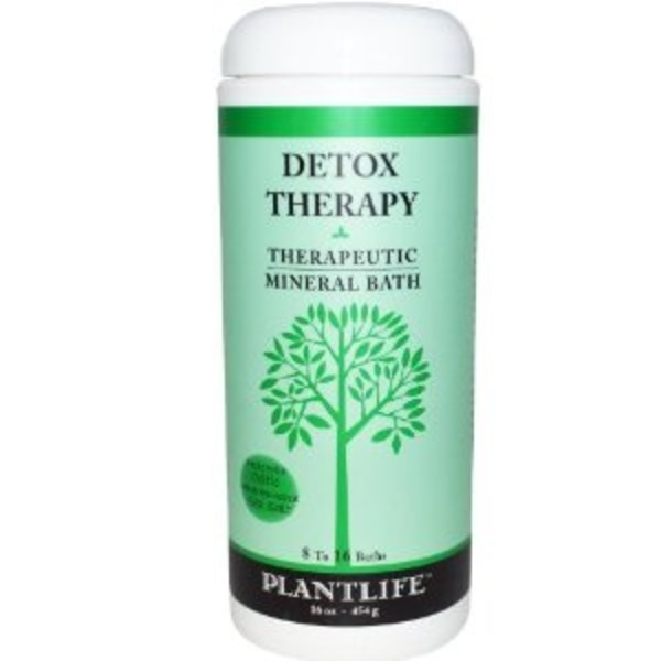Plantlife Therapeutic Mineral Bath Detox Therapy