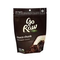 Go Raw Chocolate Coconut Crisps