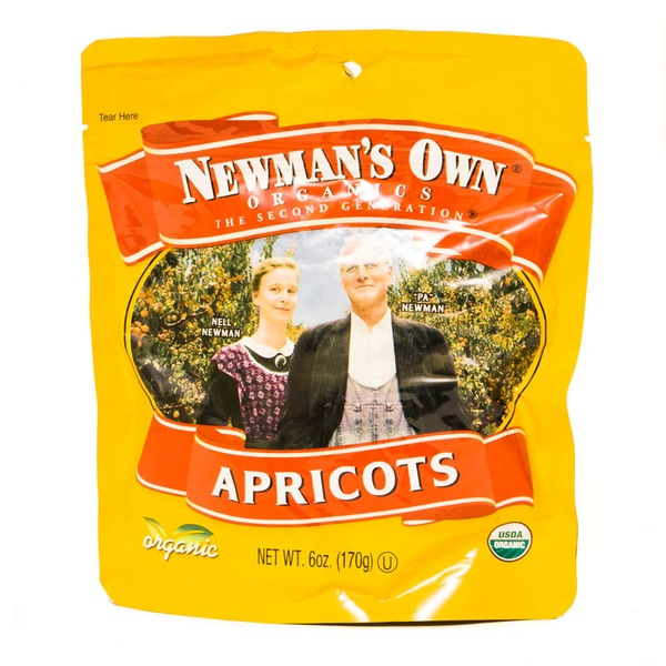 Newman's Own Organic Apricots