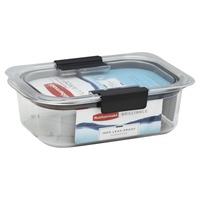 Rubbermaid Container, Medium, 3.2 Cups
