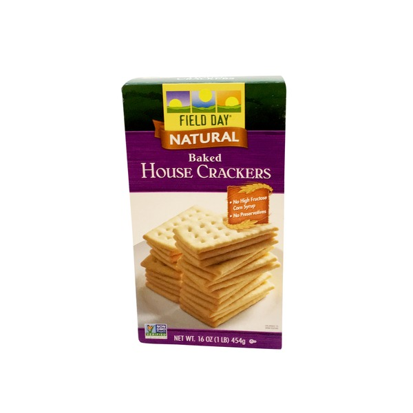Field Day Baked House Crackers