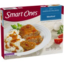 Smart Ones® Tasty American Favorites Meatloaf 9 oz. Box
