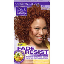SoftSheen-Carson Dark and Lovely Fade-Resistant Rich Conditioning Color Natural Black Red Hot Rhythm