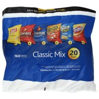 Classic Mix Variety Pack Snacks