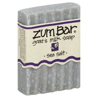 Zum Bar Sea Salt Goat's Milk Soap