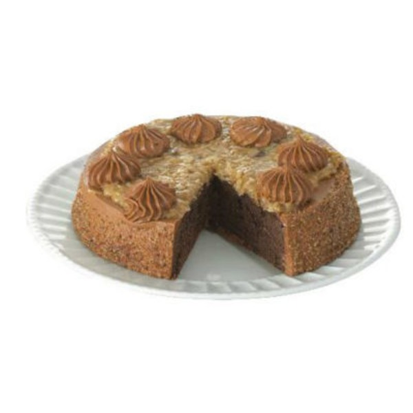 H-E-B Single Layer German Chocolate Cake 8