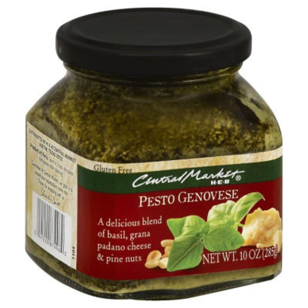 Central Market Pesto Genovese Tapenade