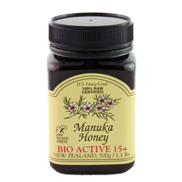 Pacific Resources 100% Raw Certified Manuka Honey Bio Active 15+