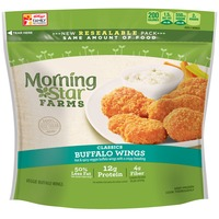 Morning Star Farms Buffalo Veggie Chik'n Wings