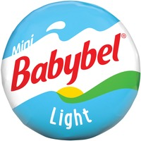 Mini Babybel Light Semisoft Cheese