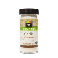 365 Organic Garlic Powder