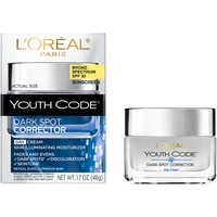 Youth Code Dark Spot Corrector SPF 30 Sunscreen Day Cream