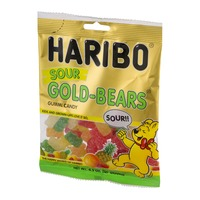 Haribo Sour Gold-Bears Gummi Candy