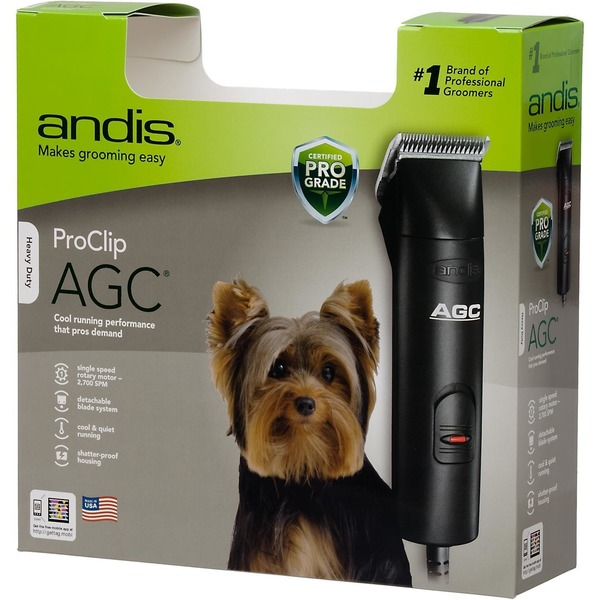 Andis Agc Professional Clipper Kit