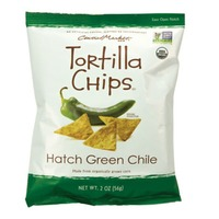 Central Market Hatch Green Chili Tortilla Chips