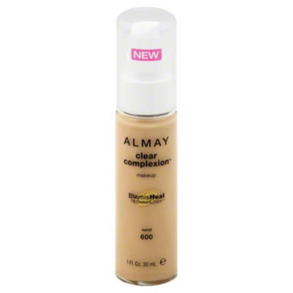 Almay Clear Complexion Makeup - Sand 600