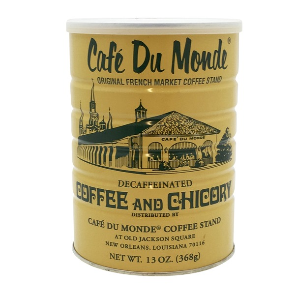 Cafe Du Monde Decaffeinated Coffee and Chicory